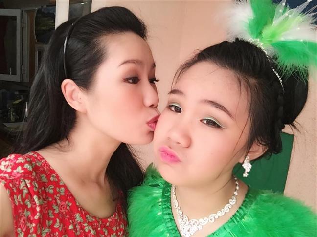 Dien vien Trinh Kim Chi: Toi van day con cong, dung, ngon, hanh