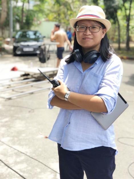 Nữ đạo diễn Nguyễn Hoàng Anh: Nhờ liều mới có hôm nay