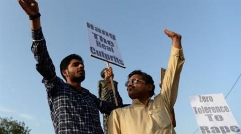 Ấn Độ tử hình những kẻ hiếp dâm trẻ em