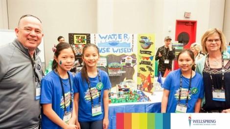 Học sinh Việt Nam giành giải cao nhất cuộc thi Khoa học ứng dụng quốc tế tại Mỹ