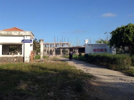 Bệnh viện đang xây dựng, nhà thầu bỗng… biến mất