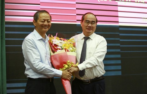 Chia sẻ xúc động của ông Lê Văn Khoa trong ngày rời chức vụ Phó chủ tịch UBND TP.HCM