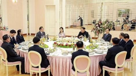 Món ăn đặc biệt Hàn Quốc 'đãi' lãnh đạo Triều Tiên Kim Jong Un
