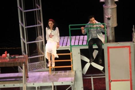 Diện mạo sân khấu kịch nói nhìn từ Liên hoan