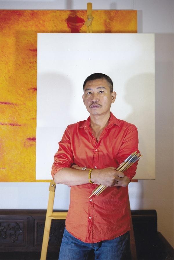 VCCA gioi thieu trien lam 'Bong va Hinh' cua hoa si Le Thiet Cuong