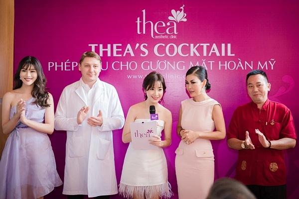 Thea's Cocktail - Cham den ve dep hoan hao