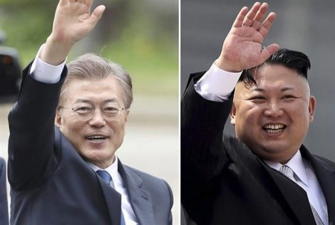 Nhà đầu tư nín thở theo dõi hội nghị thượng đỉnh liên Triều
