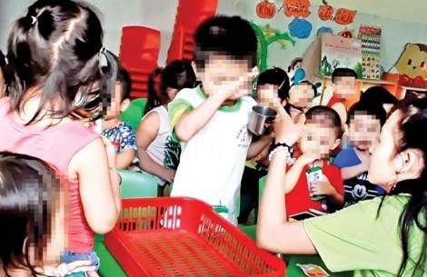 Vụ bạo hành trẻ em ở trường Mầm Xanh: Khởi tố thêm một bảo mẫu