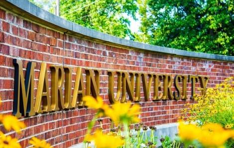 Cơ hội học bổng lên đến 100% tại Marian University, Mỹ