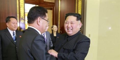 Kim Jong Un thừa nhận 'điểm yếu' của Triều Tiên