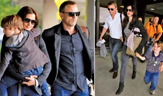 Rachel Weisz - Daniel Craig: Hon nhan la khoang troi rieng
