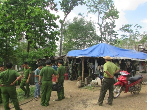 Vụ Bộ Công an vây bắt trùm gỗ lậu Phượng 'râu': Không phát hiện dấu vết khai thác gỗ tại khu vực Đồn biên phòng 747