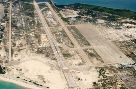 Máy bay hạ cánh nhầm đường băng sân bay Cam Ranh trong thời tiết tốt