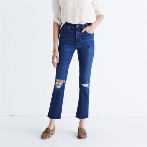 Những kiểu quần jean cực chất mùa hè này
