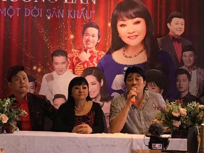 Nghe sy Huong Lan: '10 nam qua, Chi Tam luon tu choi hat chung voi toi'