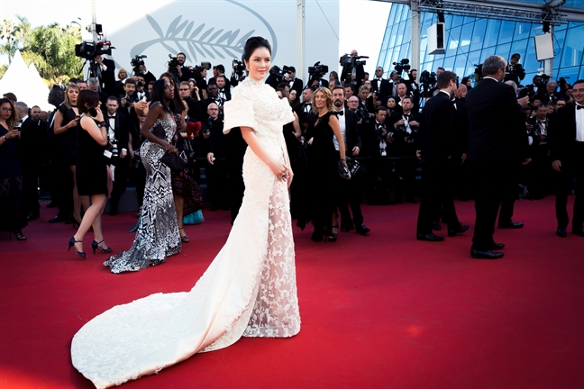 Ly Nha Ky mang gi den Cannes 2018?