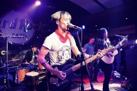 Nhiều rocker nổi tiếng chung tay gây quỹ giúp đỡ trẻ em vùng cao trong đêm nhạc Rock'nShare