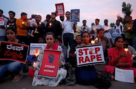 Ấn Độ: Bất chấp án tử hình, nạn cưỡng bức vẫn không thuyên giảm