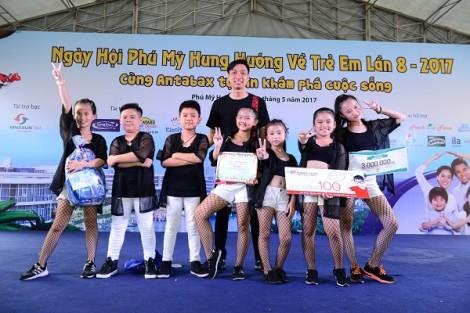 Khởi động cuộc thi 'Tài năng trẻ Phú Mỹ Hưng' lần 3-2018