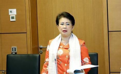 Cách tất cả các chức vụ đảng đối với bà Phan Thị Mỹ Thanh