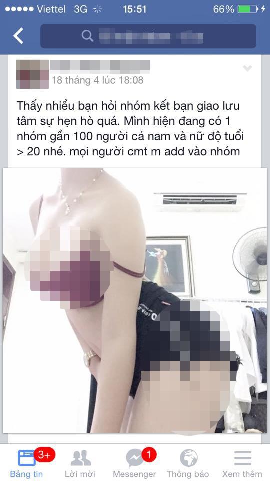 Dung de the he tre sa lay trong 'group sex'