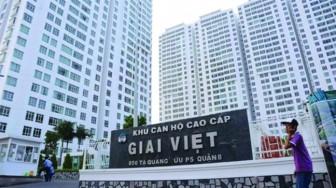 Chung cư Giai Việt của Công ty Quốc Cường Gia Lai có nguy cơ cháy rất cao