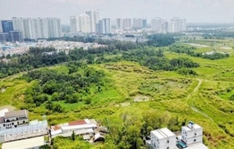 Vụ chuyển nhượng 32ha đất tại Nhà Bè: Tạm đình chỉ chức vụ tổng giám đốc Công ty Tân Thuận