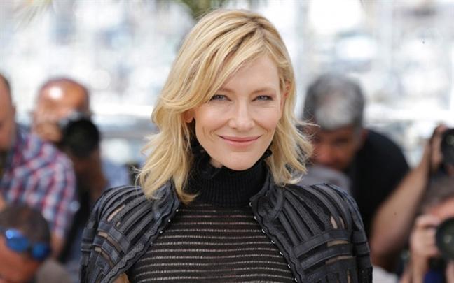 Cate Blanchett - truong BGK Cannes 2018: Nguoi luon hoi han ve nhung vai dien cua chinh minh