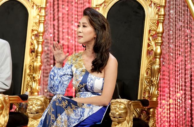 MC Ky Duyen: Phu nu chap nhan lam 'nguoi thu 3' la mot thiet thoi khong dang