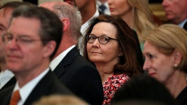 Gina Haspel, nu Giam doc CIA  dau tien trong lich su?