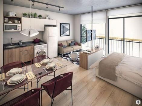 Để có một căn hộ studio đẹp như mơ
