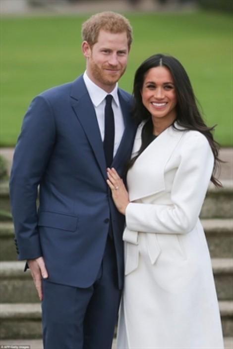 Dinh thự mới hoàn thành để chào đón cặp đôi hoàng gia Harry và Meghan