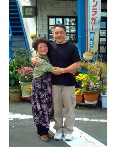 Vượt Thái Bình Dương, người lính Mỹ tìm mẹ trên đất Nhật