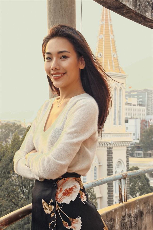 'My nu khoi nghiep' va hanh trinh ra bien lon