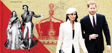 Đám cưới hoàng gia: Từ công cụ ngoại giao đến cổ tích thời hiện đại