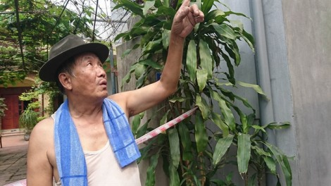 Người hàng xóm nhanh trí cứu 6 người thoát khỏi ngọn lửa bao trùm ngôi nhà 3 tầng ở Hà Nội