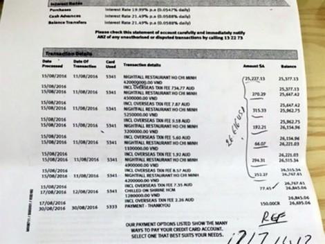 Lấy gần 700 triệu cho một bữa ăn của du khách, chủ nhà hàng 9X hầu tòa