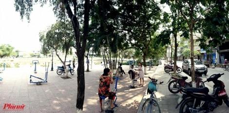 Cận cảnh phố đi bộ Trịnh Công Sơn trước giờ khánh thành