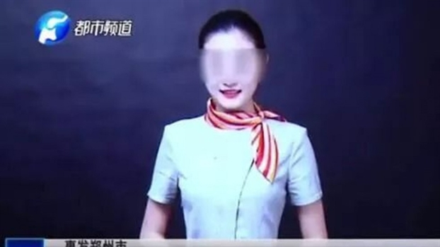Trung Quoc: Nguoi phu nu nhan tin cho ban truoc khi bi ga tai xe sat hai