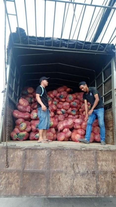 Big C thu mua 60 tấn bí đỏ hỗ trợ nông dân Đắk Lắk