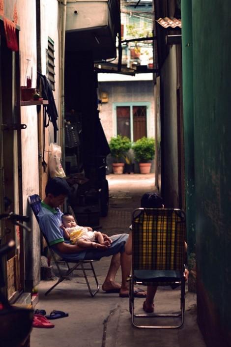 'Chạm': Sài Gòn bao giờ cũng đáng yêu