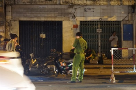 Vụ 2 hiệp sĩ bị nhóm cướp xe SH đâm chết trên phố qua lời kể nhân chứng