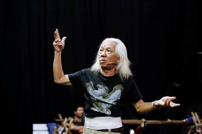 'Kep doc' NSUT Truong Son chi mong duoc khan gia ghet