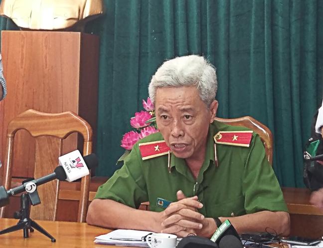 Thieu tuong Phan Anh Minh - Pho giam doc Cong an TP.HCM: Chua thay can cu phap ly de cong nhan, quan ly 'hiep si duong pho'