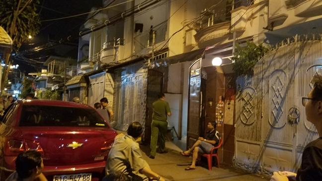 Bat nghi can che giau Tai 'mun' trong vu dam chet 2 hiep si