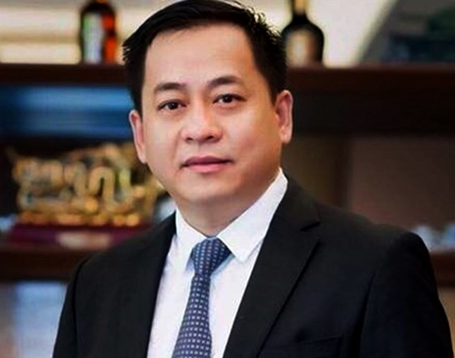 Vu 'Nhom' lien quan the nao den phien xu dai gia Hua Thi Phan?