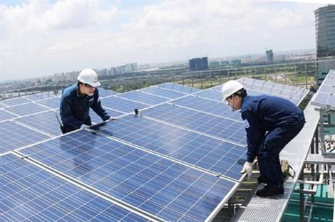 Ngành điện TP.HCM muốn đẩy mạnh sản xuất điện mặt trời