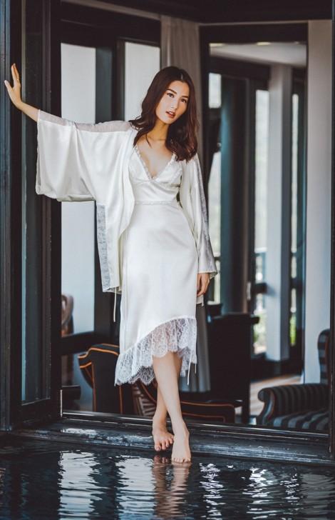 Bí quyết chọn đầm ngủ mùa hè đẹp của Diễm My 9X