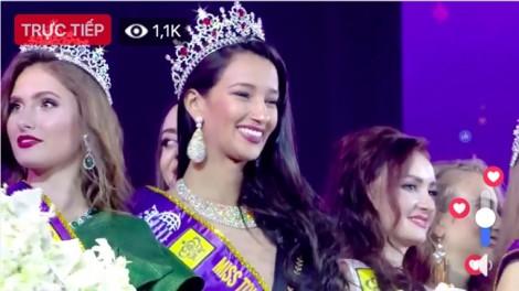 Đại diện Việt Nam dừng chân top 10, Brazil đăng quang 'Nữ hoàng Du lịch Quốc tế 2018'