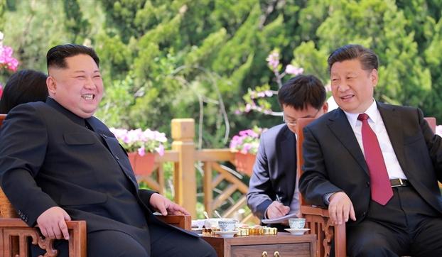 Binh Nhuong bi Trung Quoc 'tac dong' truoc cuoc gap voi My?